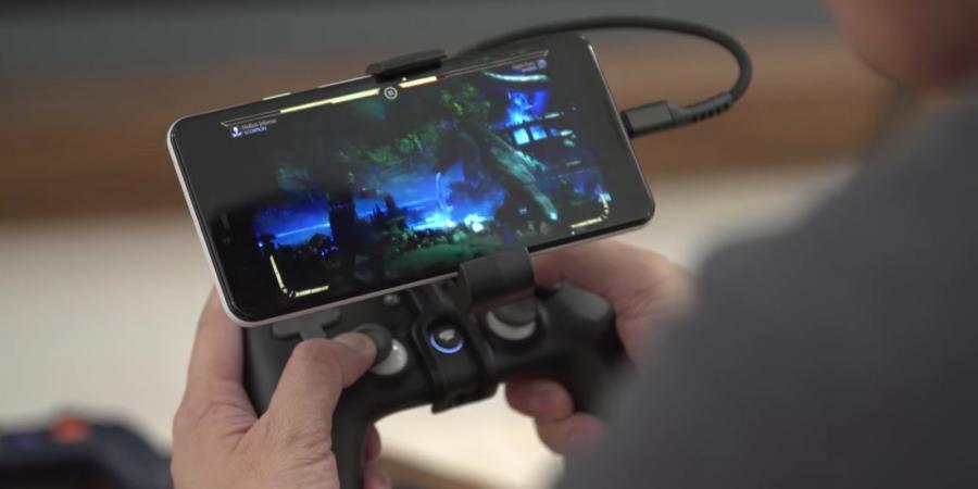 jogo smartphone - Disponibilizada a aplicação do Google Stadia para Android