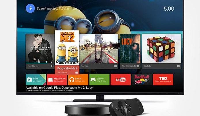 Android 10 Android TV