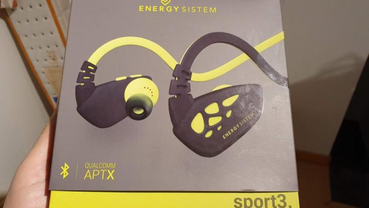 Earphones Sport 3