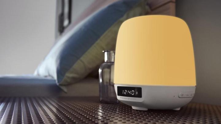 Clock Speaker 3 Light