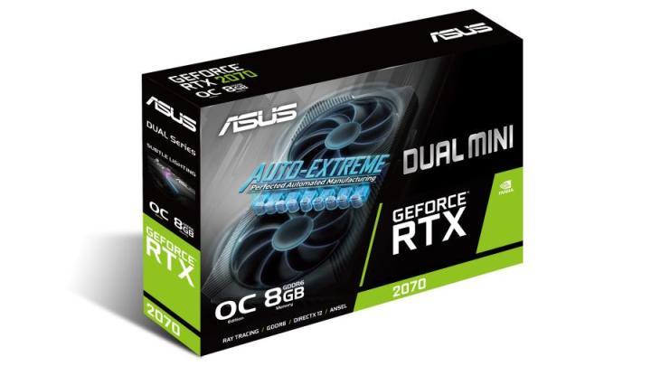 Dual GeForce RTX 2070 MINI