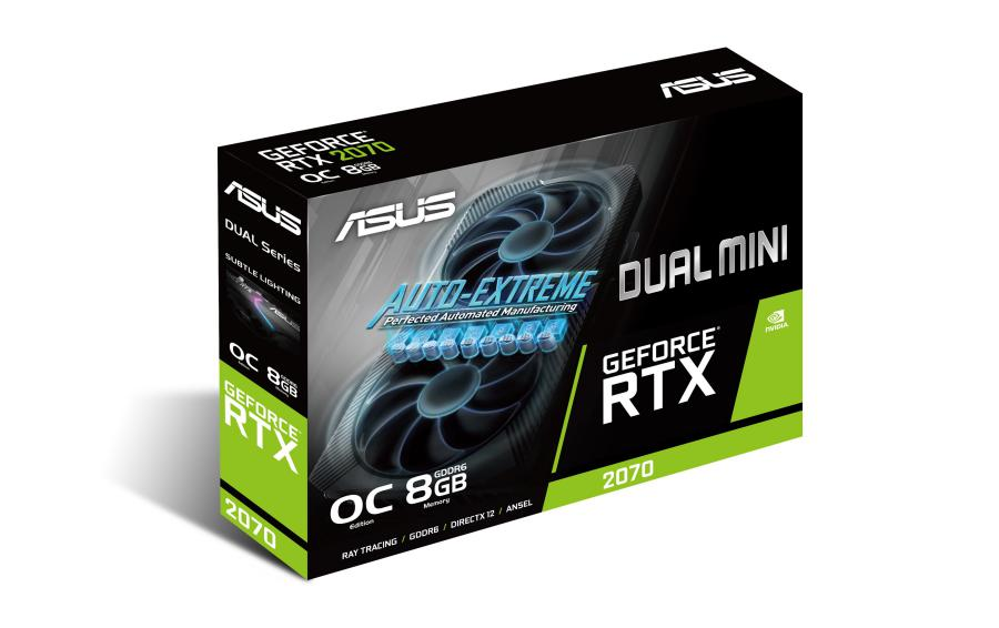 Dual GeForce RTX 2070 MINI