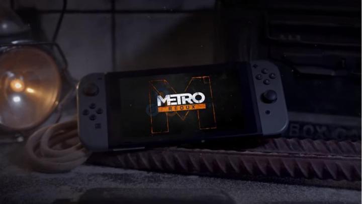 Metro Redux 720p