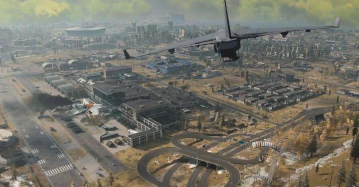 Battle Royale Modern Warfare Warzone