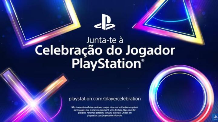 Celebração do Jogador PlayStation