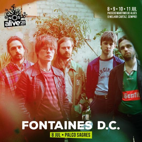 FONTAINES D.C