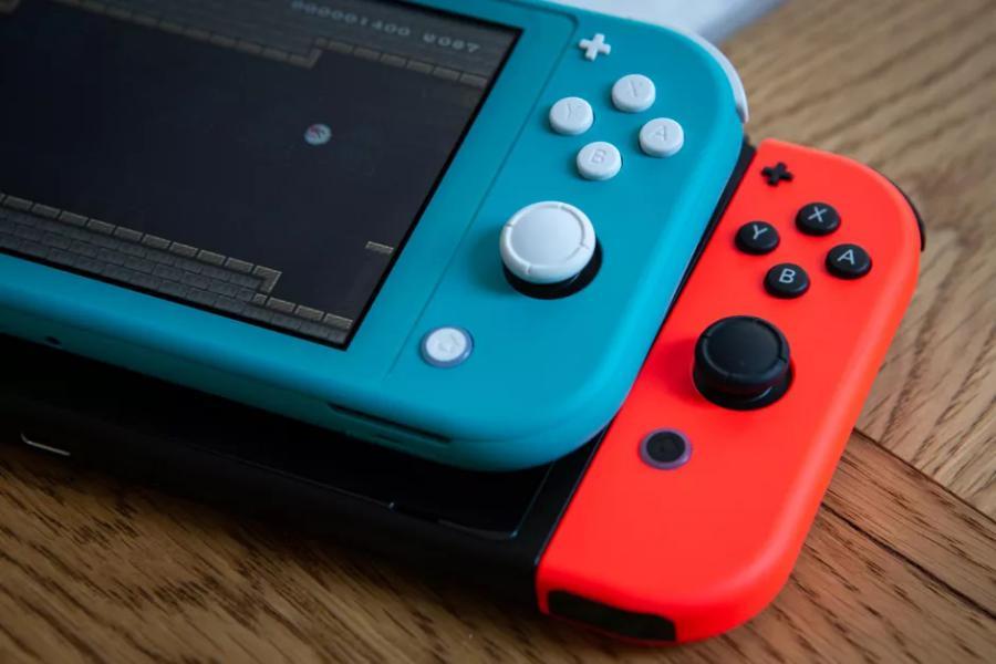 Nintendo assistência