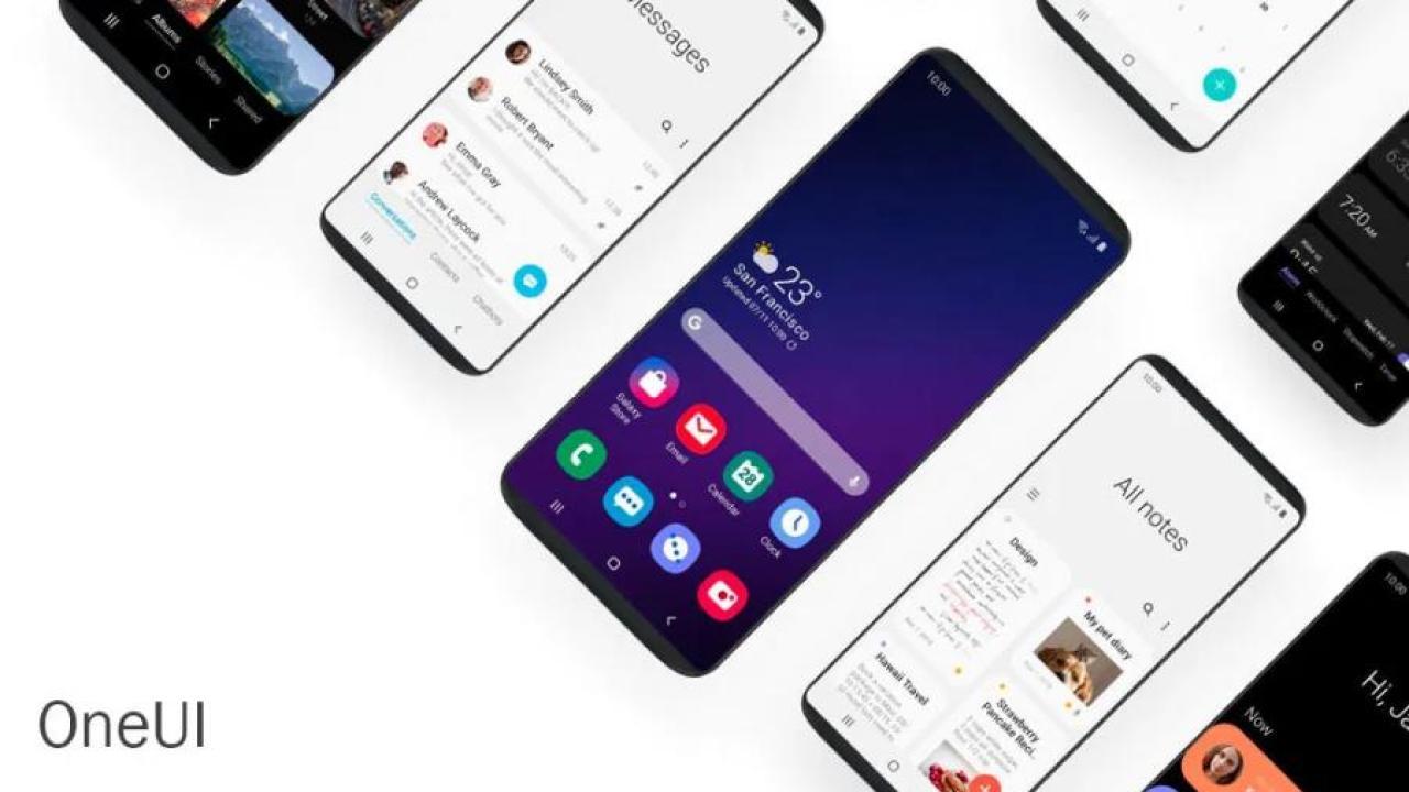 Aí está a One UI 2.1 para os Galaxy S10 e Note 10