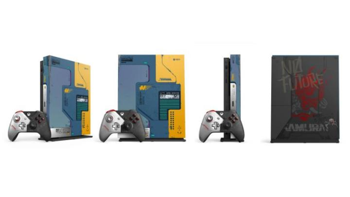 Bundle Xbox One X Cyberpunk 2077