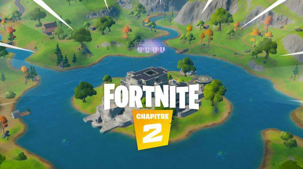 Contagem regressiva Fortnite