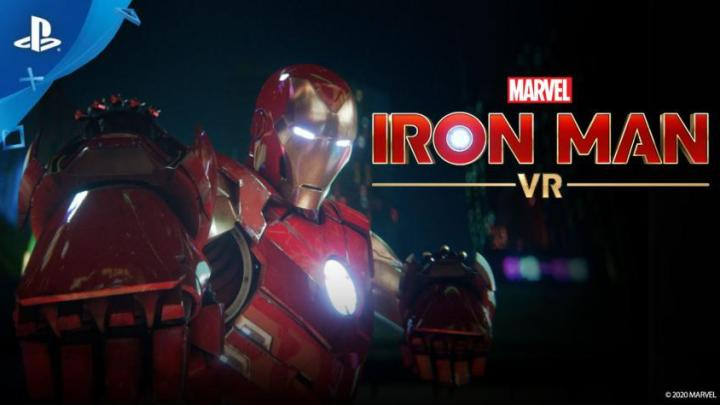 Marvel's Iron Man VR Trailer