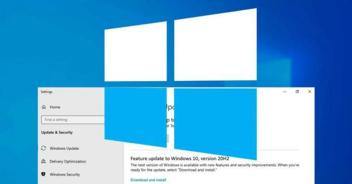 Windows 10 20H2 Windows 10 menu iniciar KB4583263