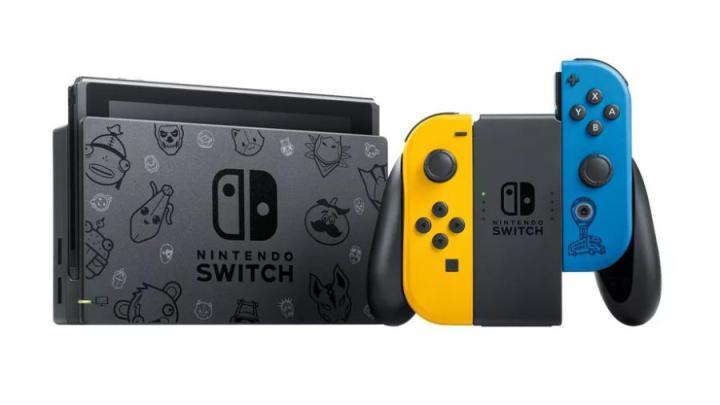 Switch Fortnite