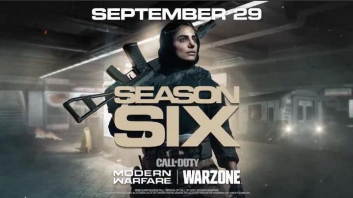 Warzone Season 6