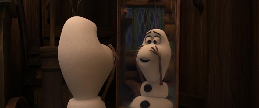 Era Uma Vez um Boneco de Neve