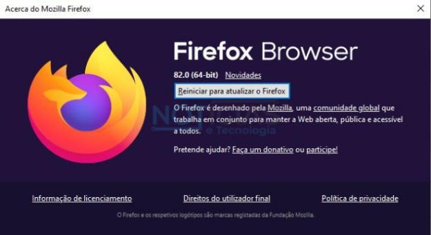 Firefox 82.0.1