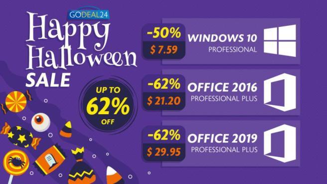 Windows 10 Halloween
