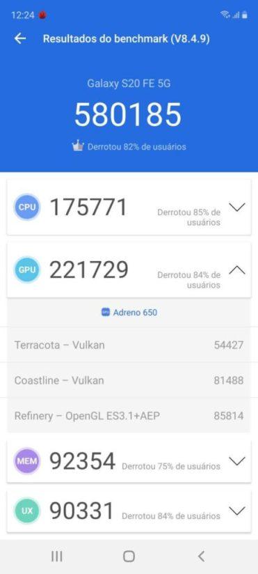Análise do Samsung Galaxy S20 FE 5G (8)