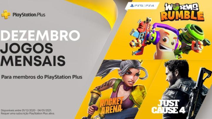 PlayStation Plus Dezembro