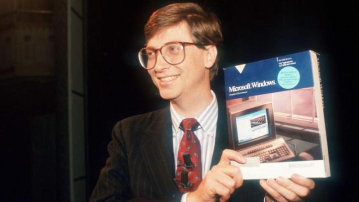 Windows 35 anos