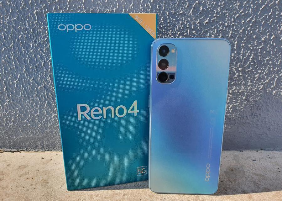 OPPO Reno4 5G