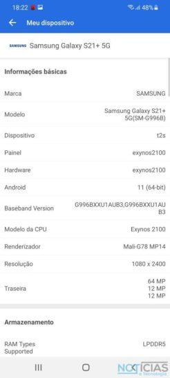Antutu Galaxy S21+ (1)