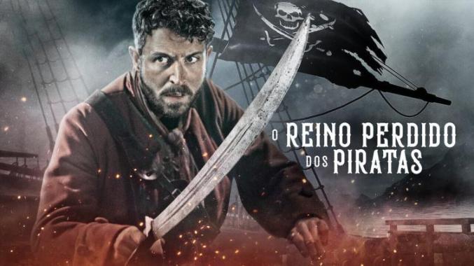 O Reino Perdido dos Piratas estreia hoje na Netflix