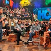 """""""Altas Horas"""" hoje (06/04/2013): 'Serginho Groisman recebe Casagrande, Sorriso Maroto e muito mais'"""
