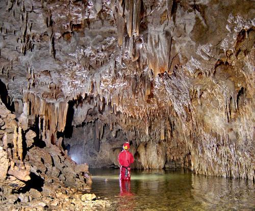 Parque Nacional Cueva de la Quebrada del Toro en la