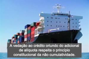 Aumento de alíquota da Cofins para importação é constitucional
