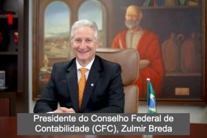Em evento do CRCSC, presidente do CFC fala sobre as responsabilidades do contador