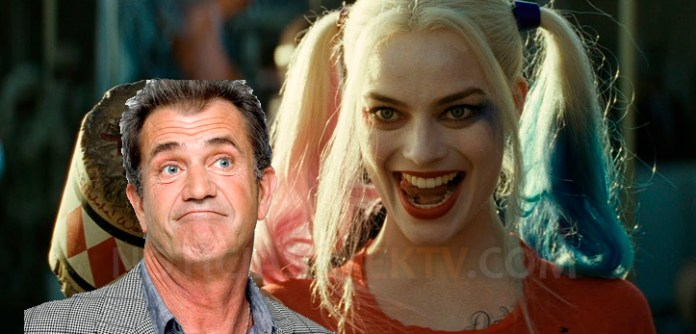 Suicide Squad Mel Gibson Director