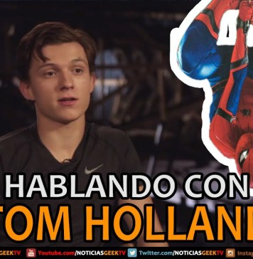 Tom Holland - Spider Man Homecoming