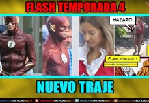 NUEVO TRAJE CONFIRMADO - The Flash Temporada 4