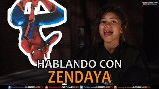 Zendaya - Michelle Spider-Man Homecoming