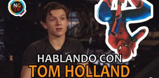 tom holland entrevista