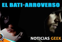 BATMAN EN EL ARROWVERSO