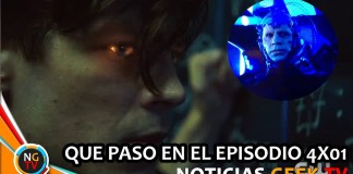 Revelaron a The Thinker en Flash 4x01 Hero Reborn - Análisis y Critica.
