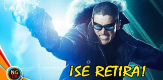 Captain Cold hará su aparición final en The Flash