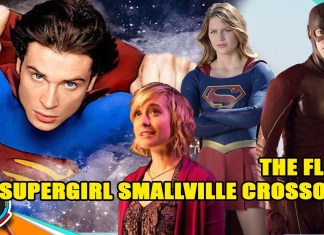 Flash 4x06 y Supergirl Smallville crossover - En VIVO