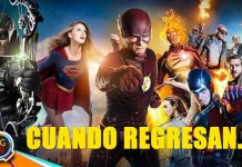 Arrowverso Cuando regresa The Flash Supergirl Arrow y Legends