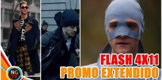 "The Flash 4x11 Promo extendido ""The Enlogated Knight Rises"" (HD) Temporada 4 Episodio 11"