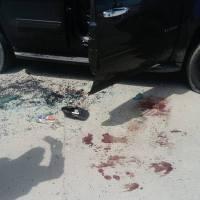 VÍDEO | ¡Persecución que terminó en balacera vs sicarios en San José del Cabo!