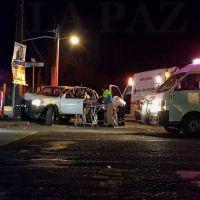 ¡Un muerto y dos heridos en la colonia INFONAVIT en La Paz!