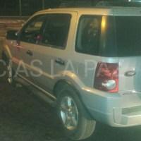 POLICÍACA: Tres choques está madrugada del 23 de Julio en La Paz