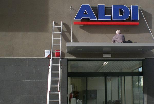 Aldi-tienda