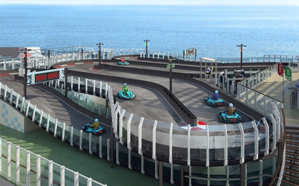 Karting Norwegian Joy