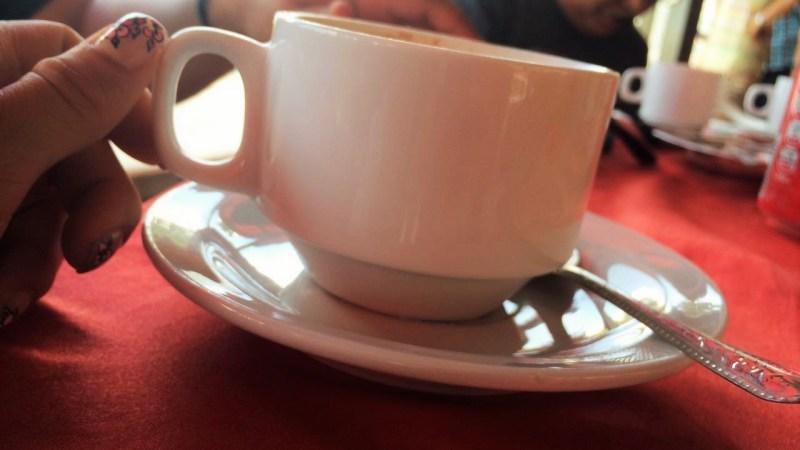 El señor café