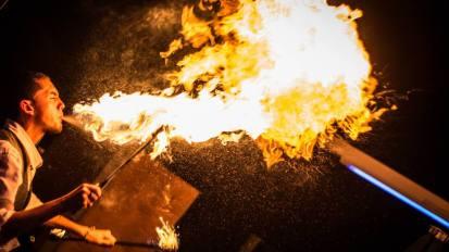 Buenas Acciones 2015: Fiesta Energía Urbana… entre cielo y ciudad