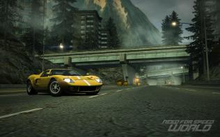 Ford_GT40_MK.I_Yellow